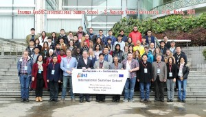 participants GeoS4S Summer School